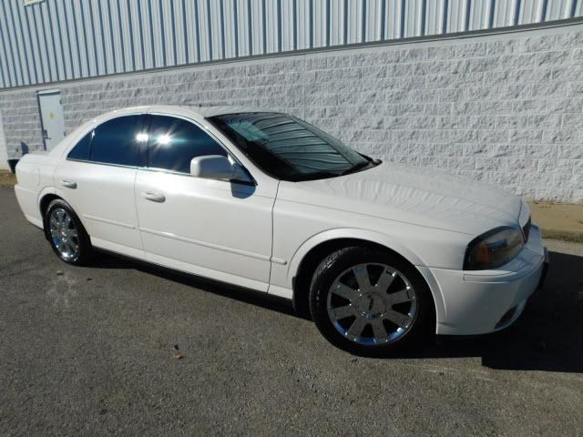 2003 Lincoln LS Sport