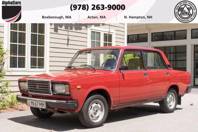 1989 Lada 2107