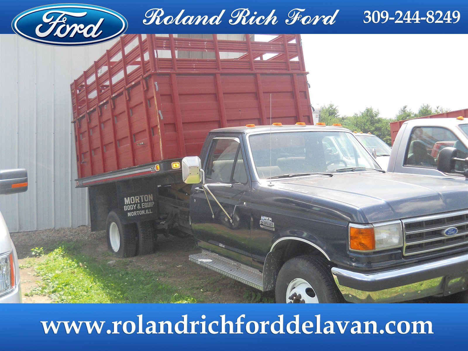 1990 Ford F-Super Duty