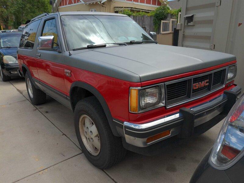 1988 GMC S-15 Jimmy