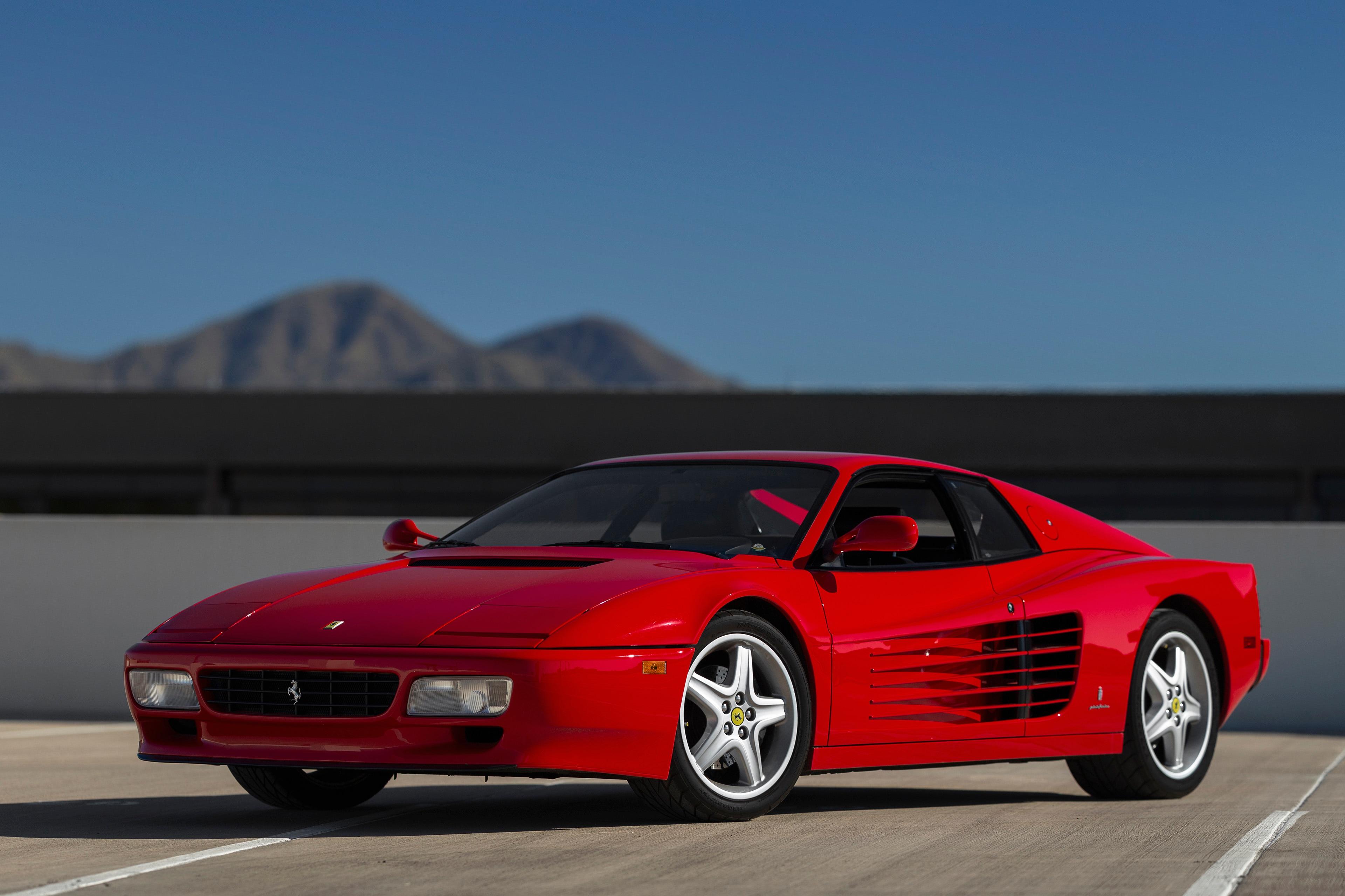 1993 Ferrari F512 TR