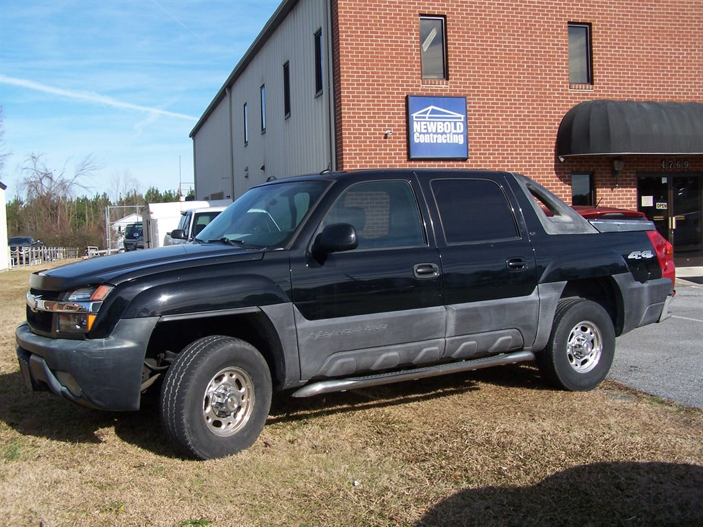 2005 Chevrolet Avalanche 2500 LT